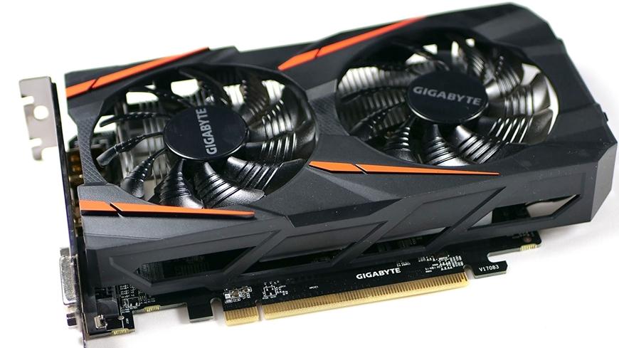 GIGABYTE Radeon RX 560