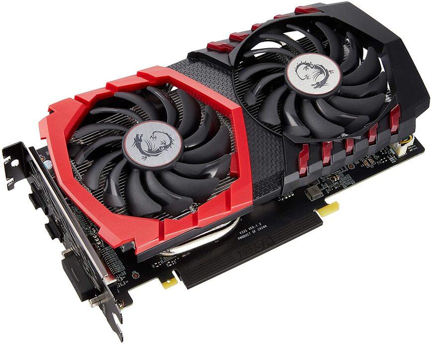 MSI GeForce GTX 1050