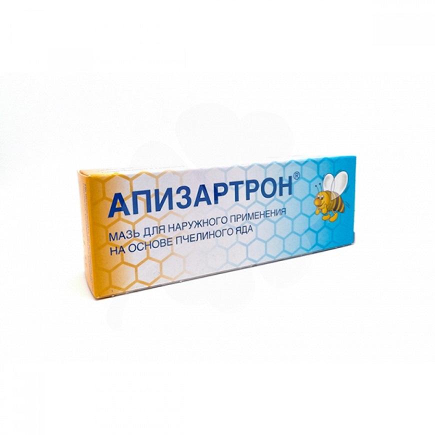 Комбинированный сосудорасширяющий препарат Апизартрон