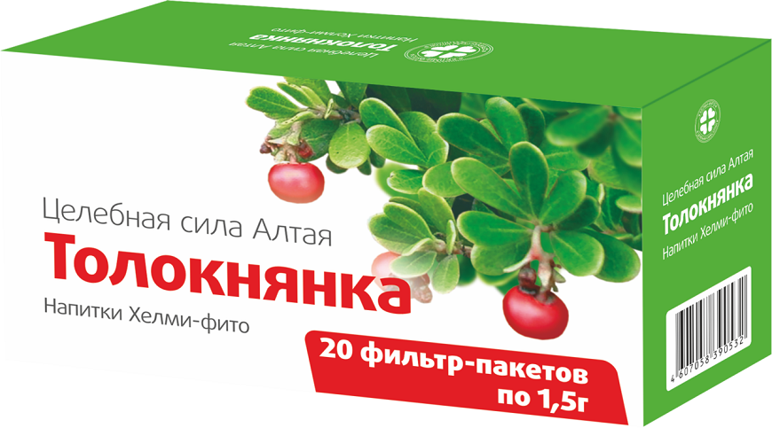 Чай из листьев толокнянки