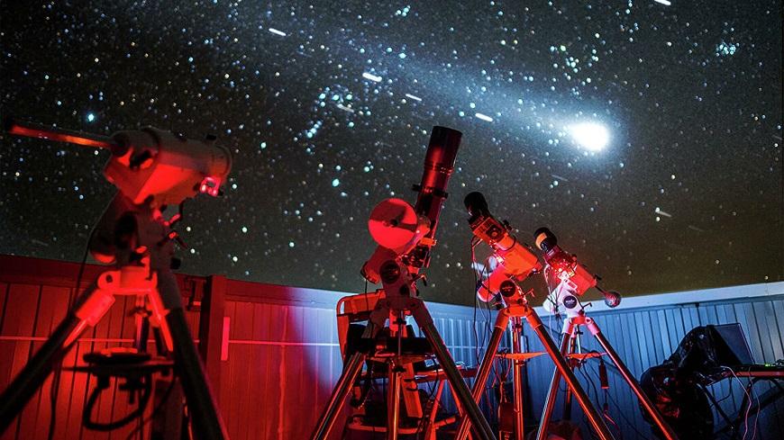 Для любителей астрономии