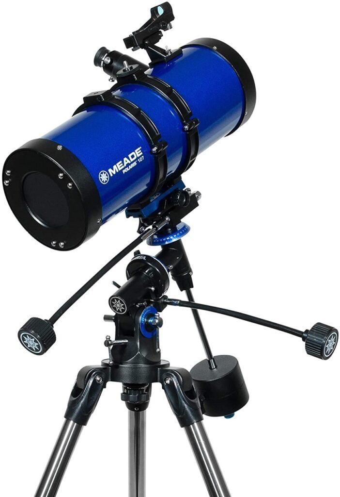 Стильный Meade Polaris 127 mm