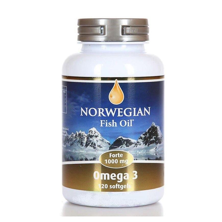 препарат Norwegian Fish Oil Forte Omega 3