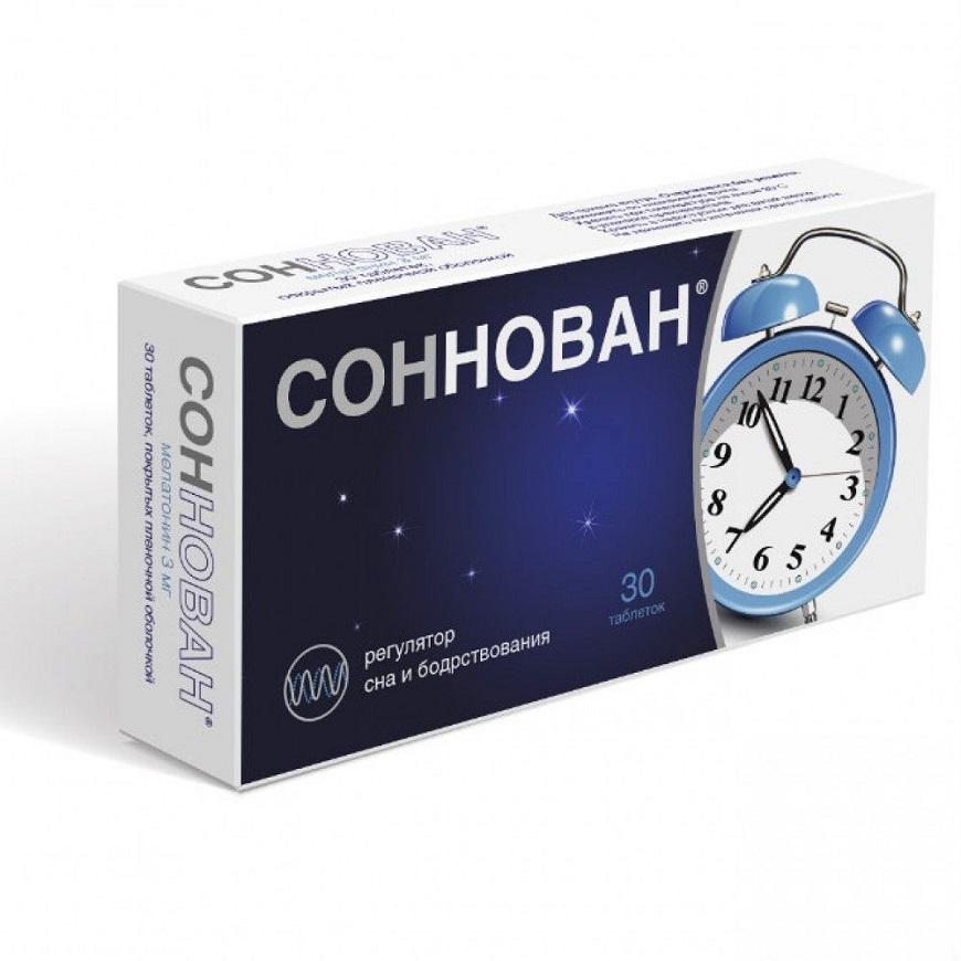 Препарат Соннован