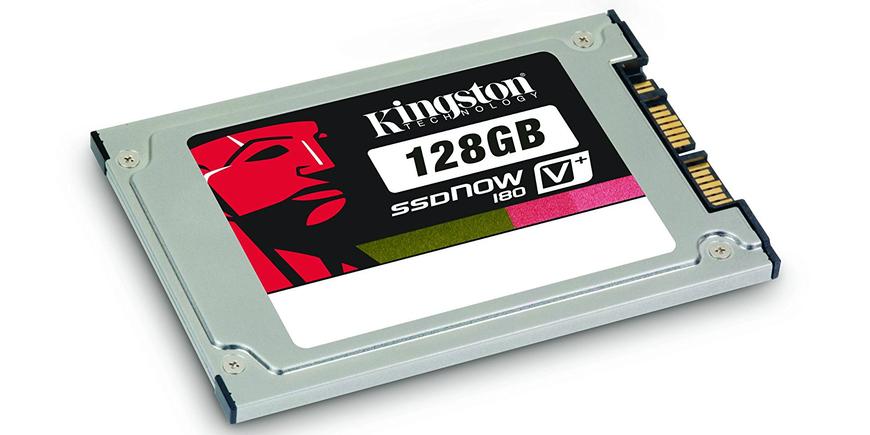 Жесткий диск, SSD
