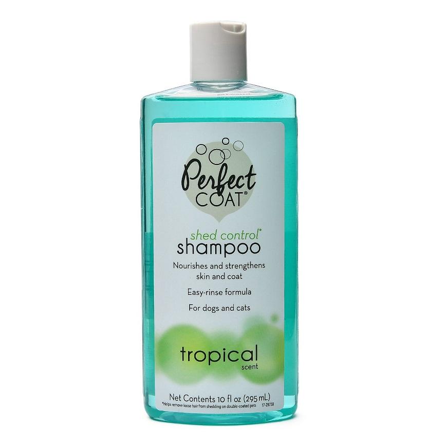 Американский шампунь 8 In 1 Perfect Coad Shed Control and Hairball с бензоилпероксидом
