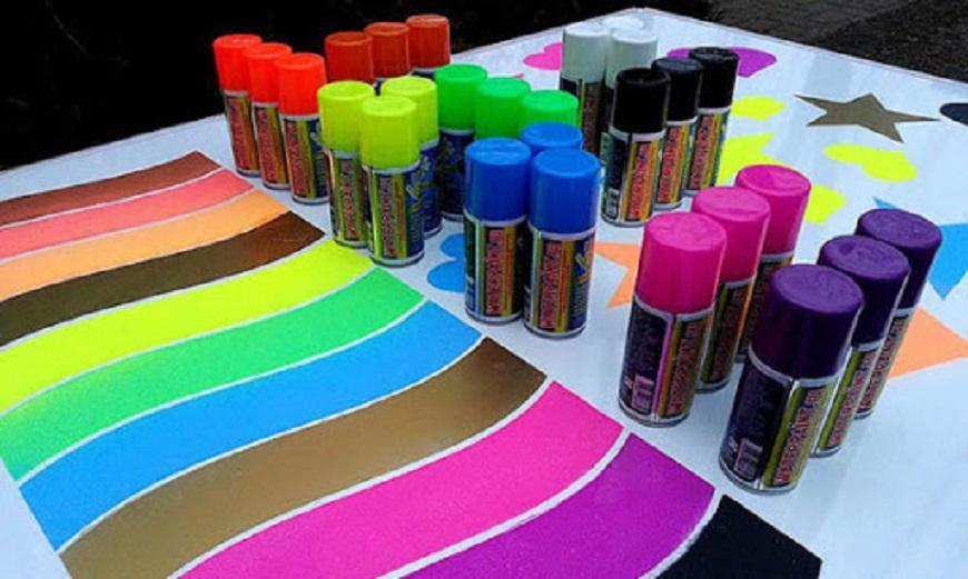 Виды автокрасок для дисков и способы покраски