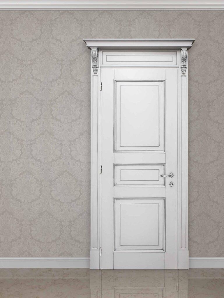 Арт-Деко одни из самых дорогих моделей межкомнатных дверей