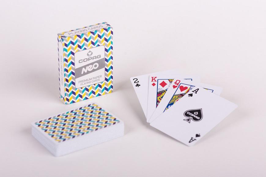 Copag Neo Tune In колода карт