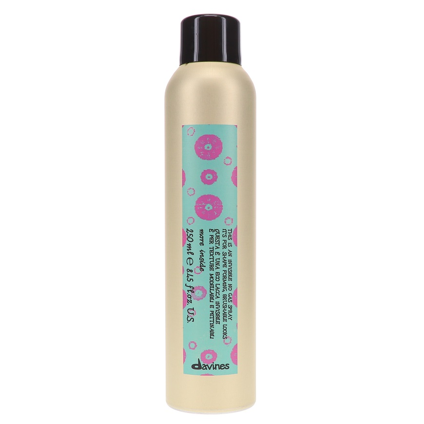 лак Davines More Inside Medium Hairspray