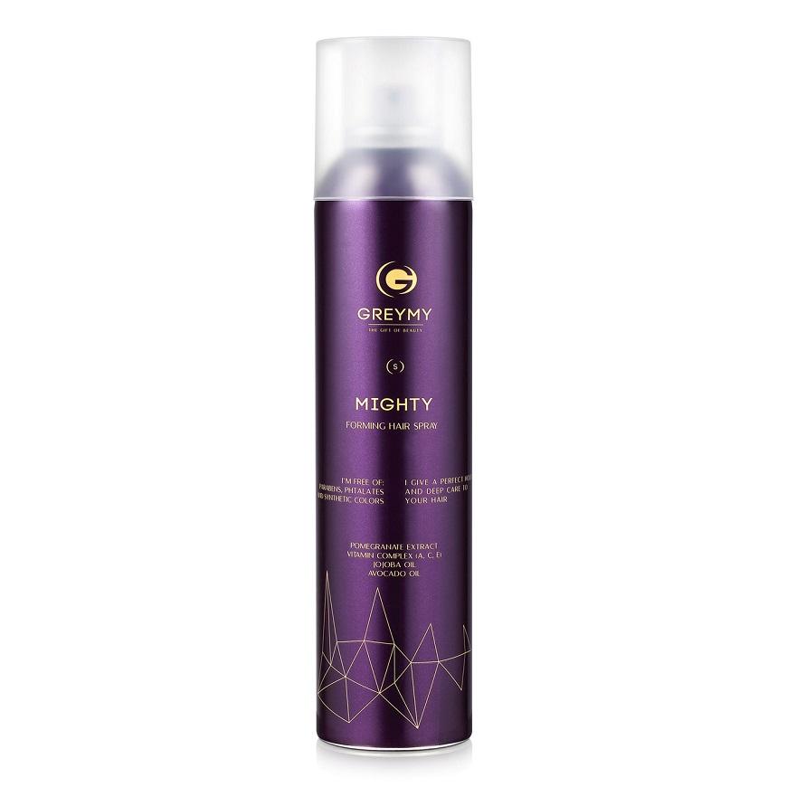 Greymy Smashing Mobile Hair Spray лак