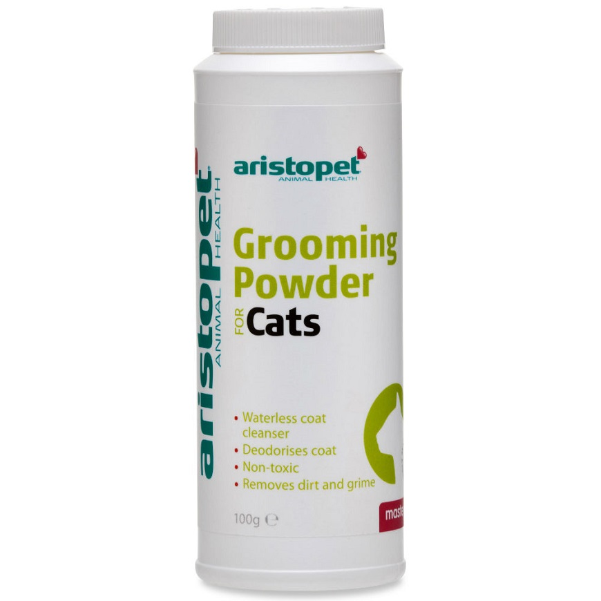 Grooming Powder For Cats средство