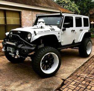 jeep storm