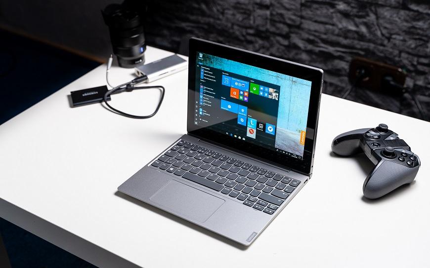 Lenovo IdeaPad D330  с подключаемым клавиатурным блоком