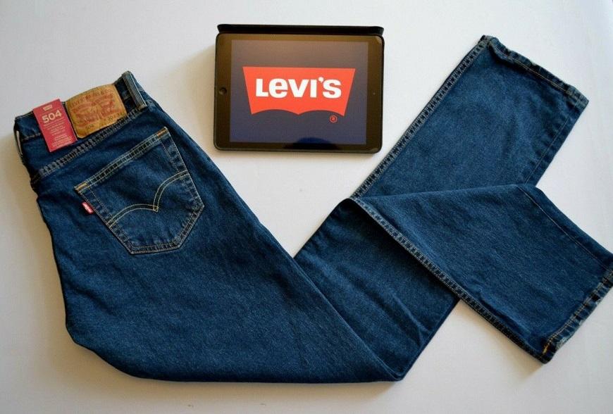Levi's модные джинсы