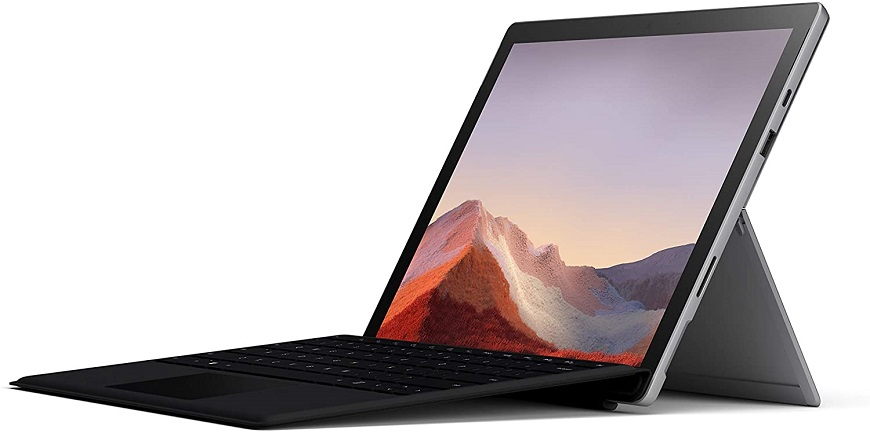 Microsoft Surface Pro 7 модель