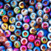 краска в балончиках