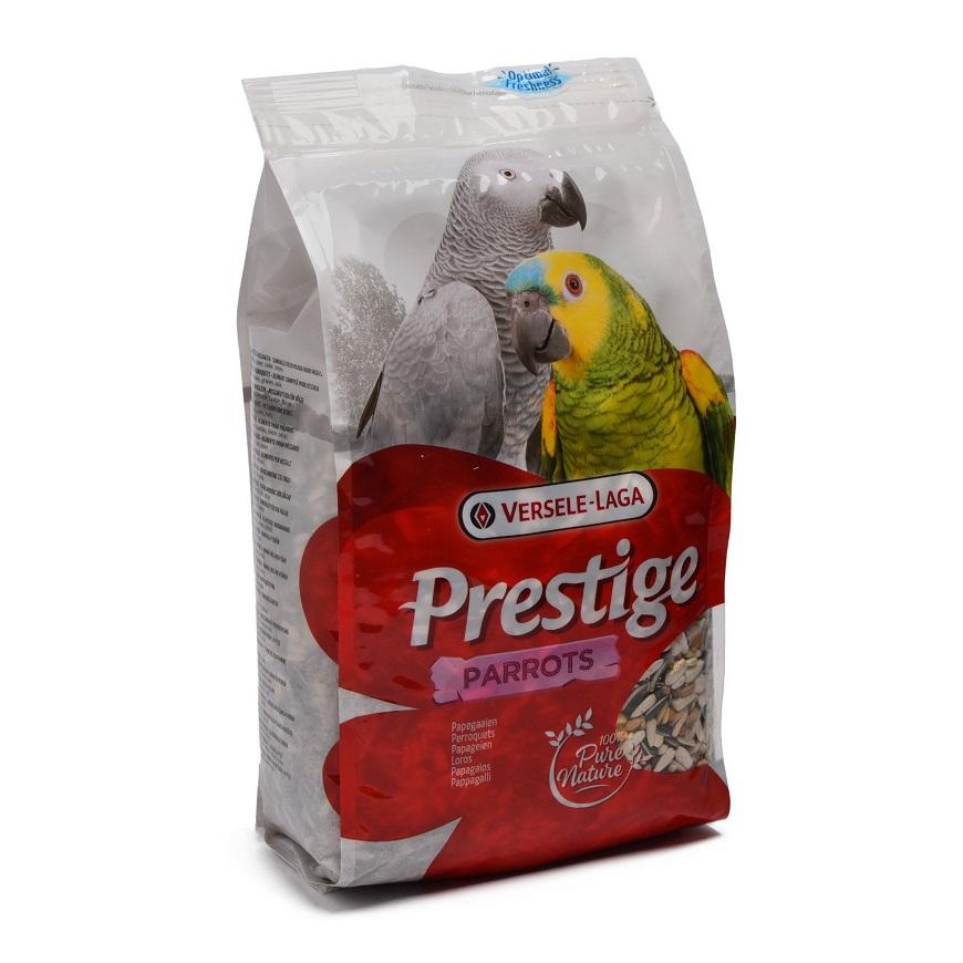 Versele-Laga Prestige Parrots – самый популярный корм Смесь для базового построения рациона