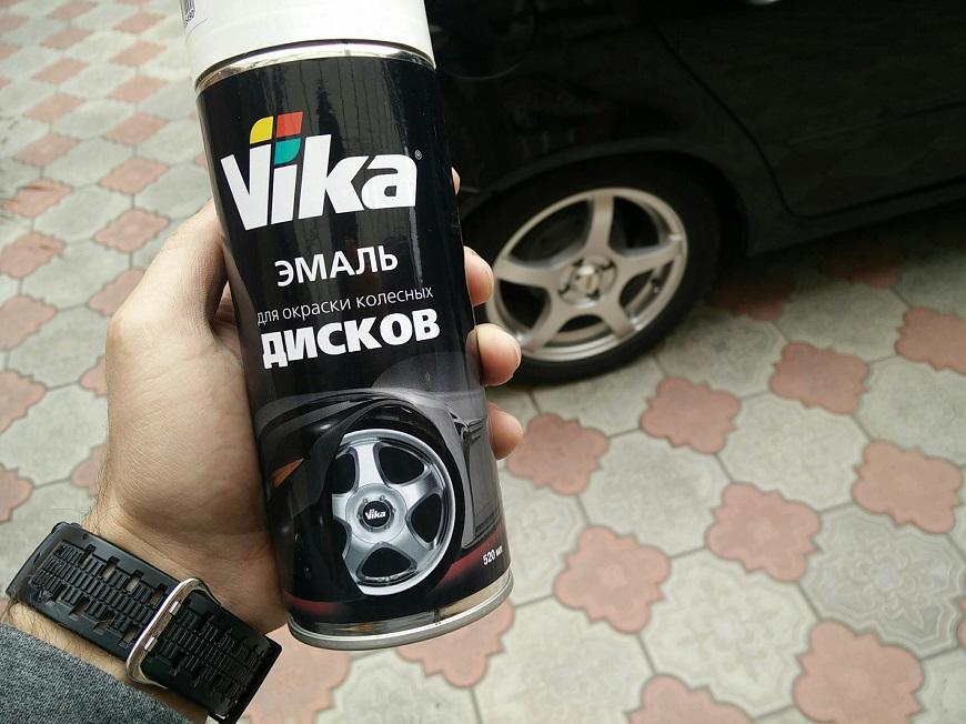 Vika бренд