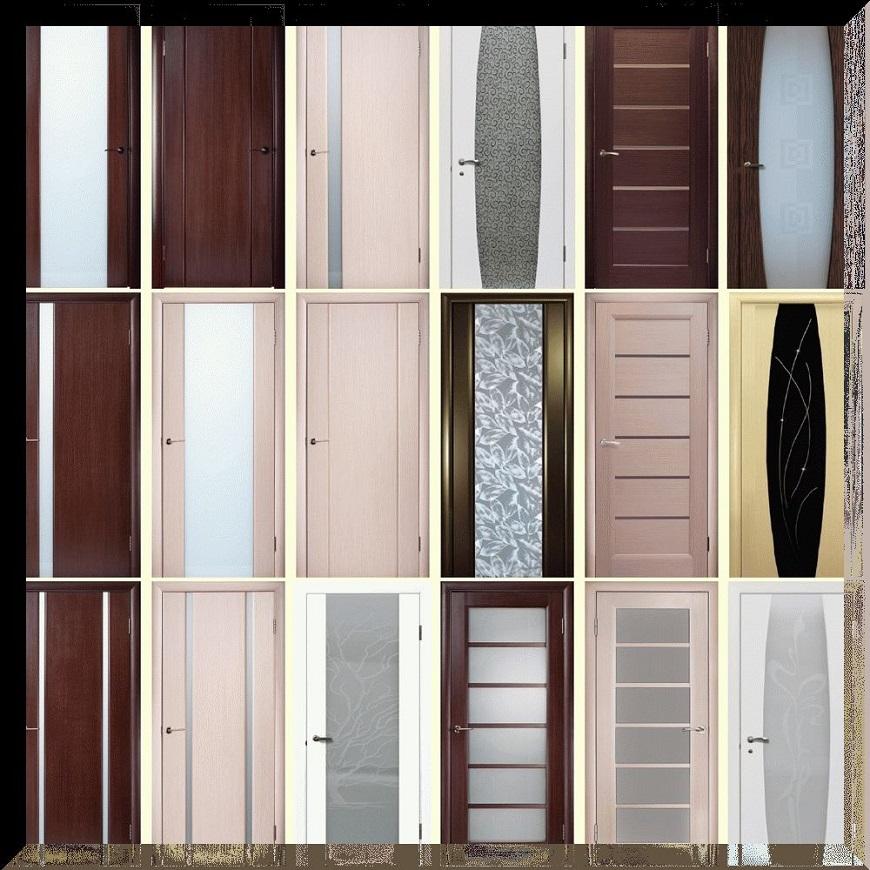 Юкка бюджетные двери