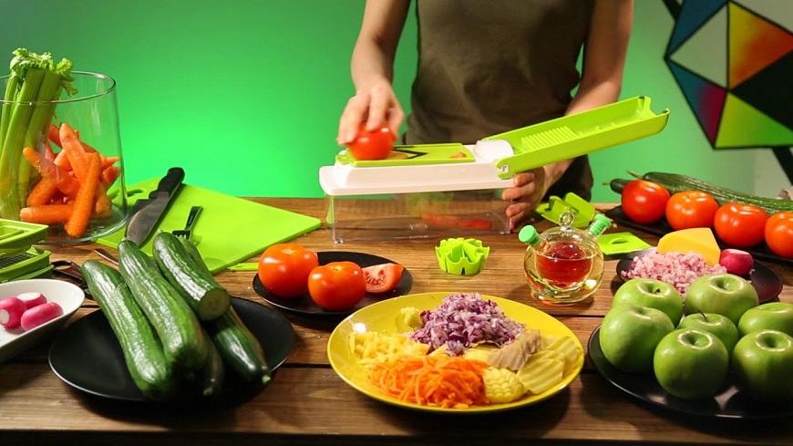 Критерии выбора лучшей овощерезки или мультирезки
