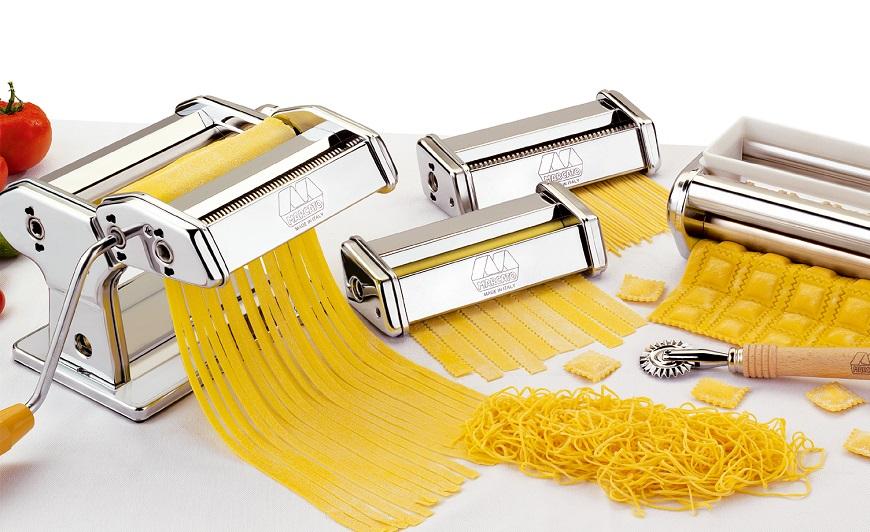Типы и виды машин для приготовления пасты