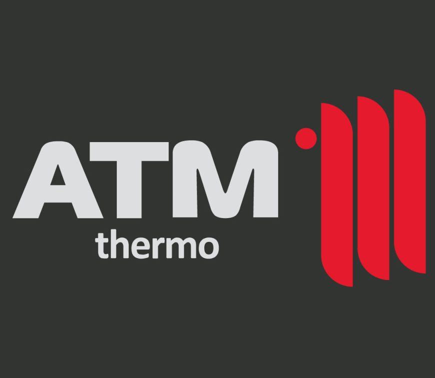 логотип фирмы ATM thermo