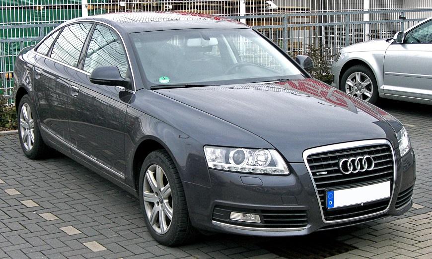 Изысканая Audi A6