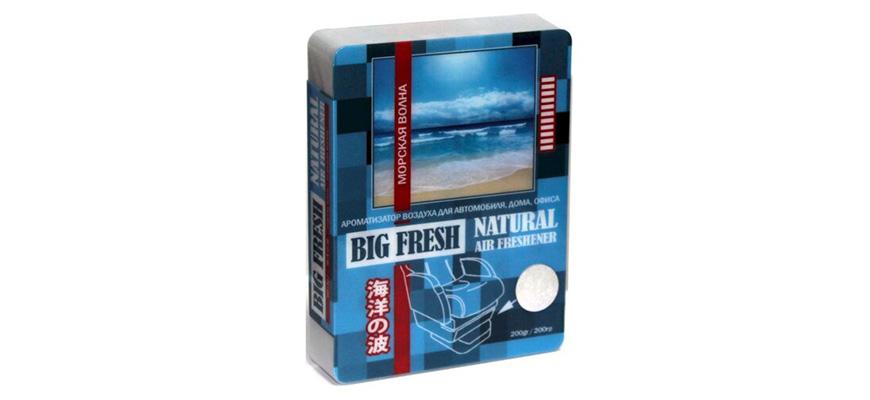Big Fresh «Морская волна»