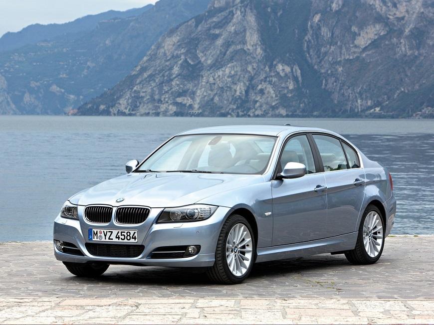 BMW 3 со спортивным дизайном