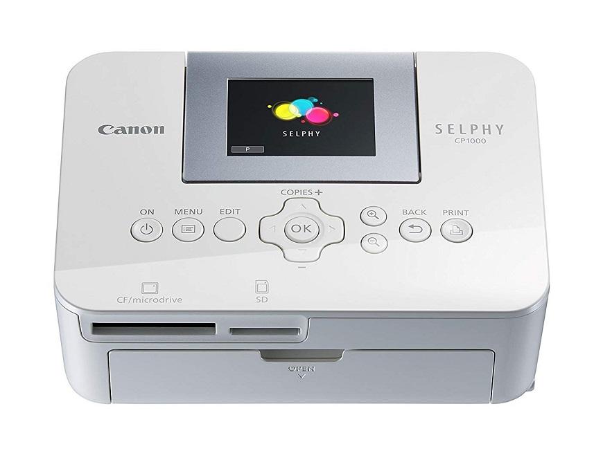 Canon Selphy CP1000 принтер