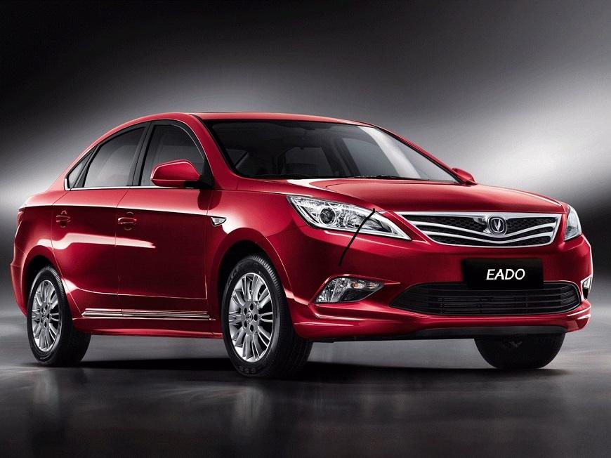 Changan Eado китайская машина