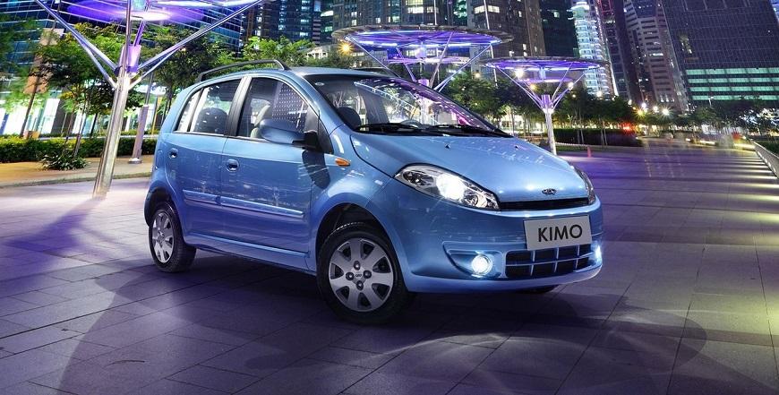 Chery Kimo авто