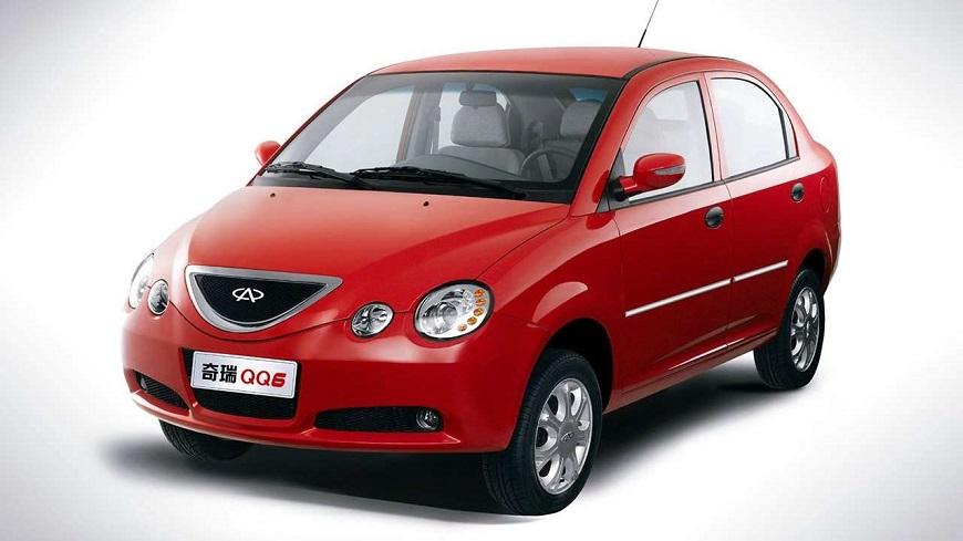 Автомобиль Chery QQ6