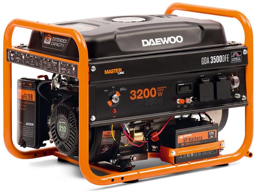 Daewoo Power Products GDA 3500DFE