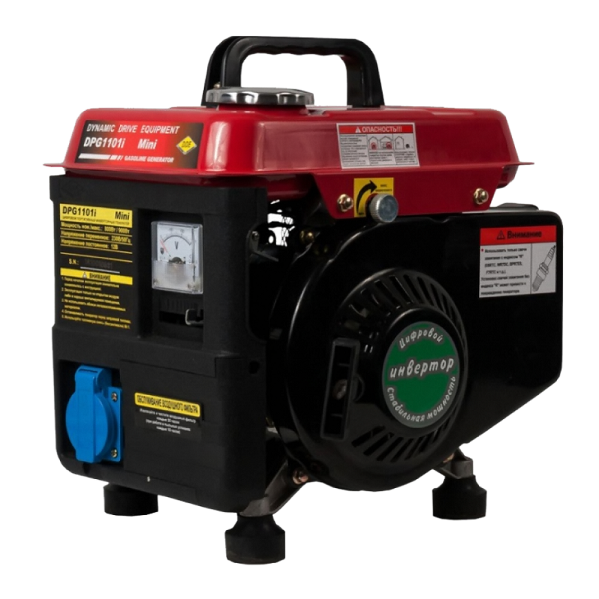 DDE DPG1201i генератор