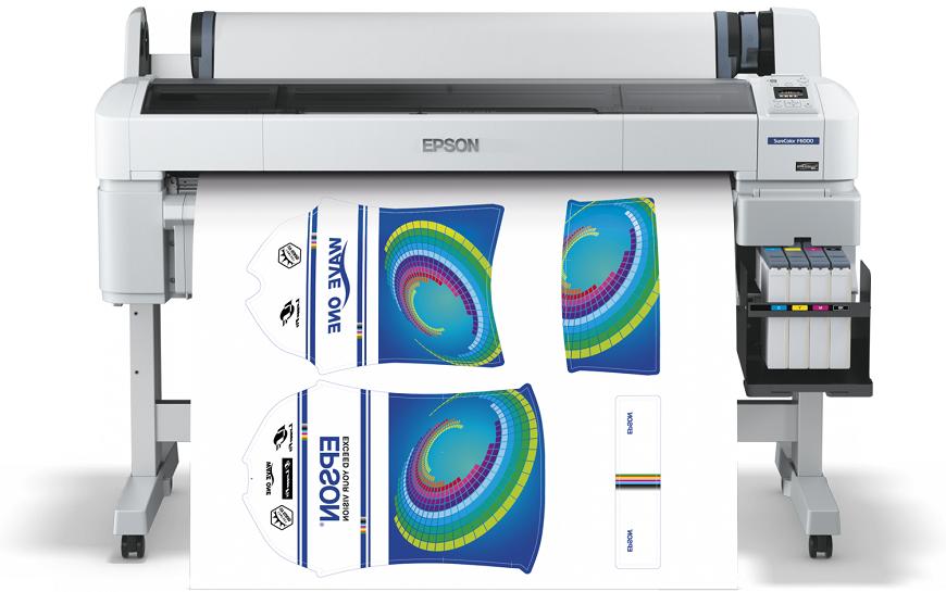 Модель принтера Epson SureColor F6070