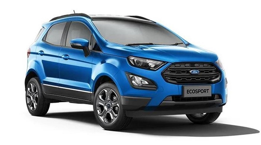 Ford EcoSport автомобиль
