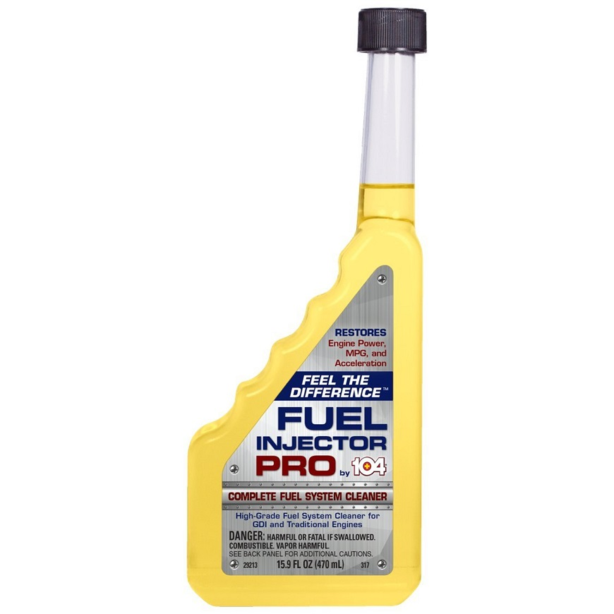 Fuel Injector Pro – Fuel System & Injector Cleaner