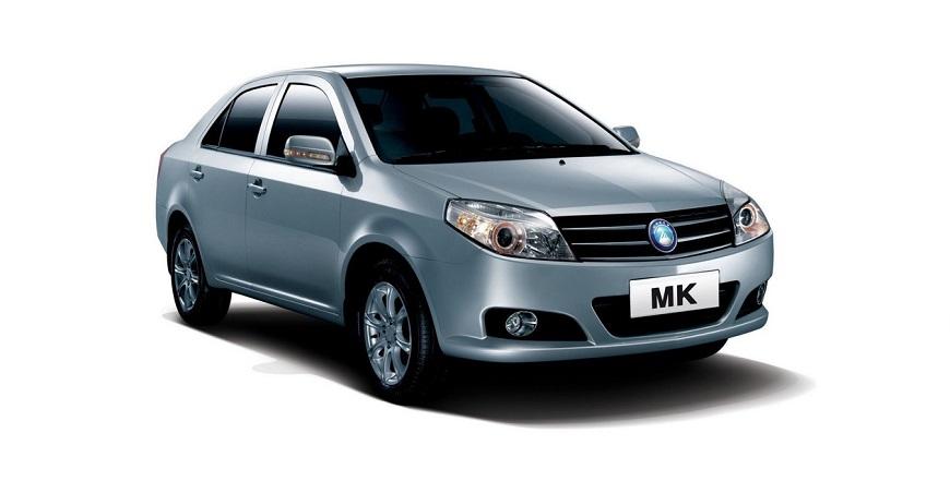 Geely MK-08