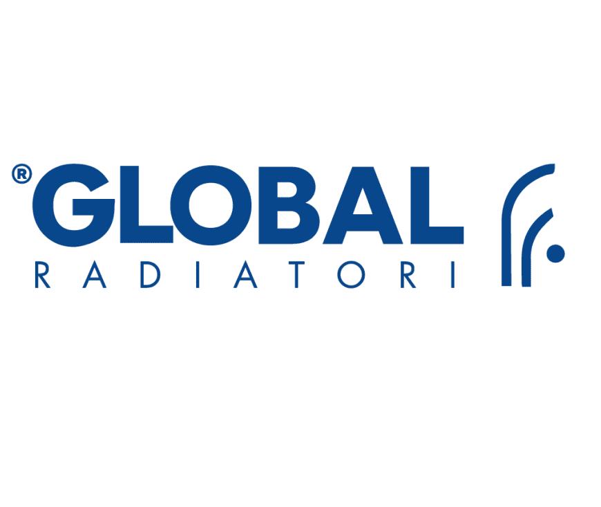 логотип фирмы Global radiators