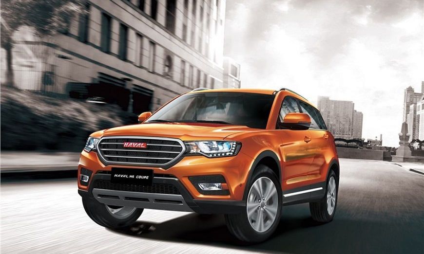 Haval H6 Coupe купе