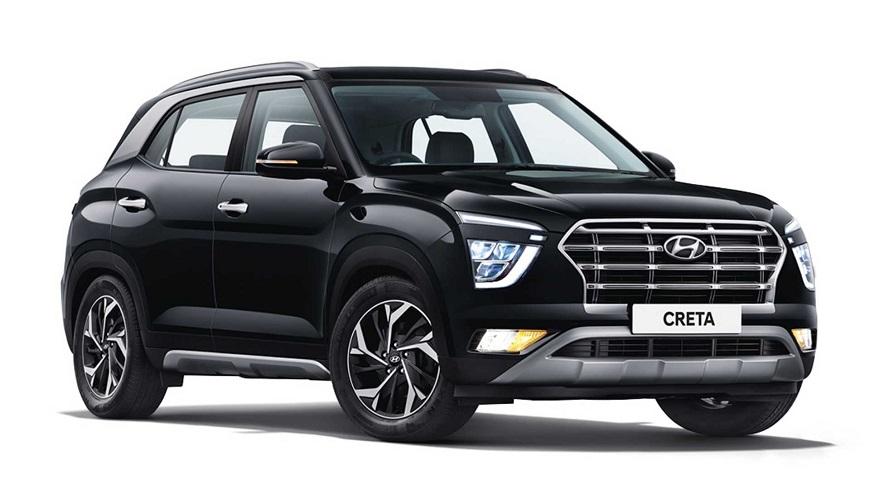 Hyundai Creta Южнокорейская модель