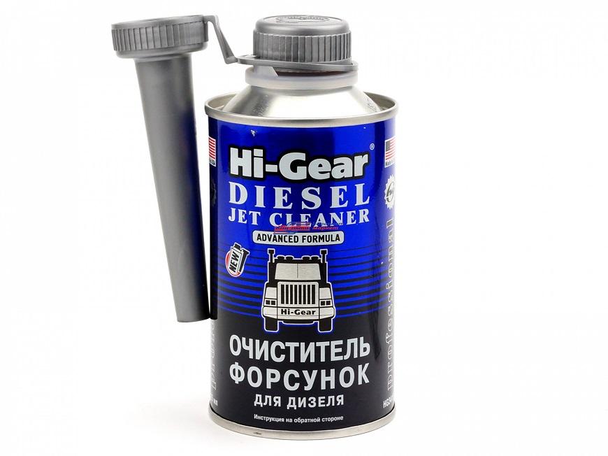 Jet Cleaner от Hi-Gear