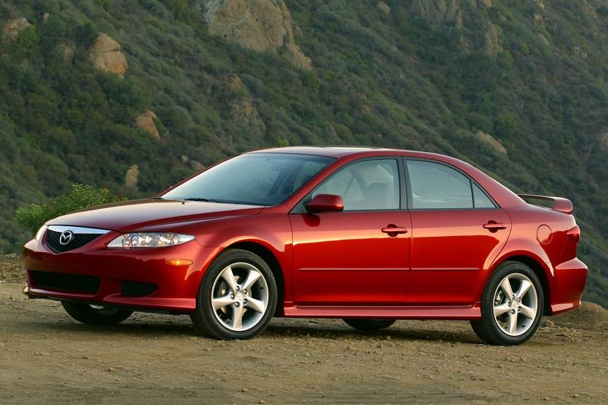 из бизнес-сегмента Mazda 6