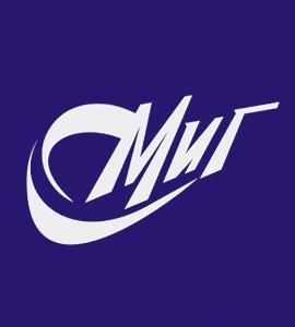 логотип фирмы миг