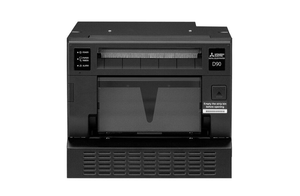 Mitsubishi Electric CP-D90DW устройство для печати
