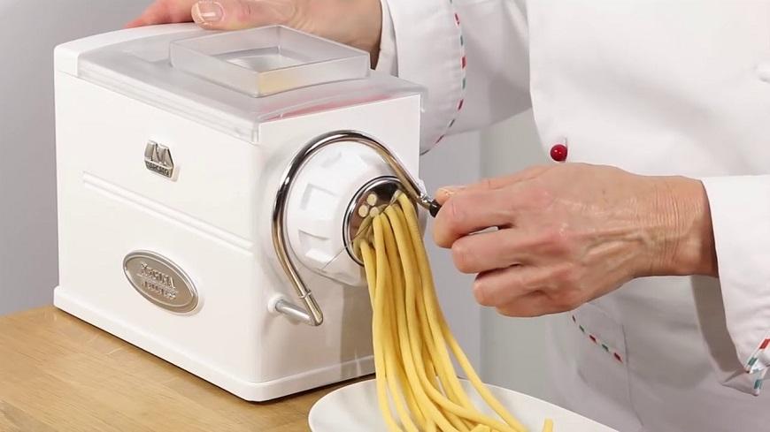 принцип работы паста-машины