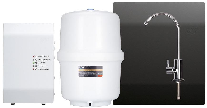 сплит-система с постфильтром-минерализатором
