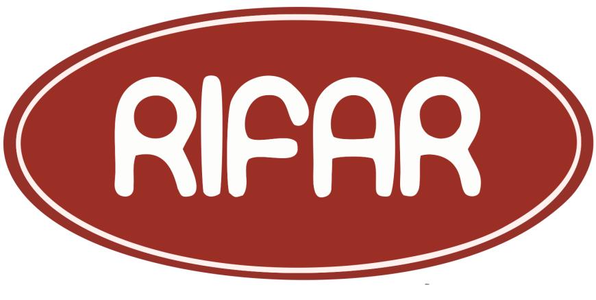 логотип фирмы Rifar